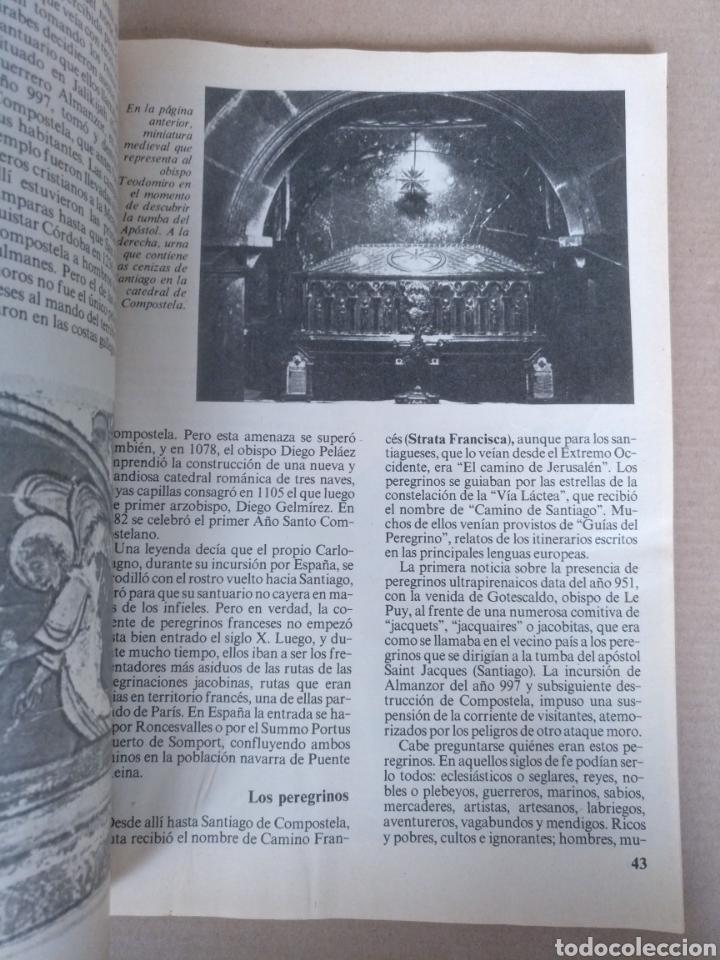Coleccionismo de Revista Historia y Vida: Galicia. Revista Historia y vida extra 54. Publicación trimestral 1989 - Foto 4 - 262581680