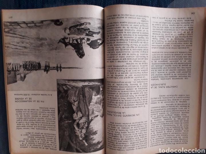 Coleccionismo de Revista Historia y Vida: HISTORIA Y VIDA, EXTRA 21 - LA REVOLUCION FRANCESA, MARAT, DANTON, ROBESPIERRE, LA BASTILLA... - Foto 3 - 267329689