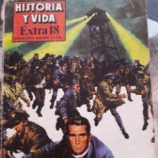 Coleccionismo de Revista Historia y Vida: HISTORIA Y VIDA EXTRA Nº 18 - CARCELES Y EVASIONES - 1980, 178 PÁGINAS. VER SUMARIO. Lote 267332149