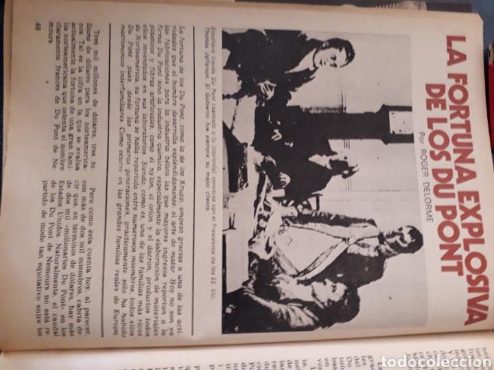 Coleccionismo de Revista Historia y Vida: HISTORIA Y VIDA EXTRA 11: AVENTURA Y LEYENDA DE LOS MILLONARIOS. - Foto 3 - 267333439