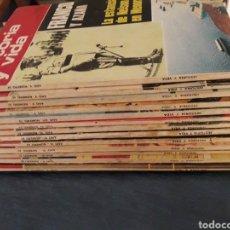Coleccionismo de Revista Historia y Vida: LOTE DE 12 REVISTAS HISTORIA Y VIDA. VER FOTOS Y NÚMEROS. Lote 267342464
