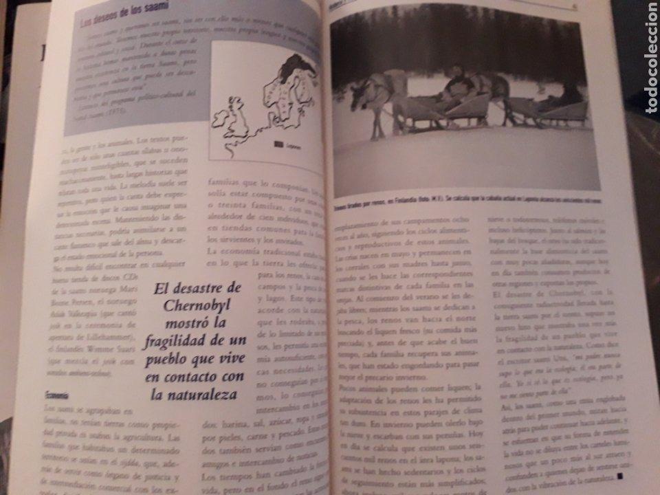 Coleccionismo de Revista Historia y Vida: HISTORIA Y VIDA , Nº 376: SEMANA TRAGICA , 30 AÑOS LLEGADA HOMBRE A LA LUNA, LOS LAPONES, ETC - Foto 4 - 267346014