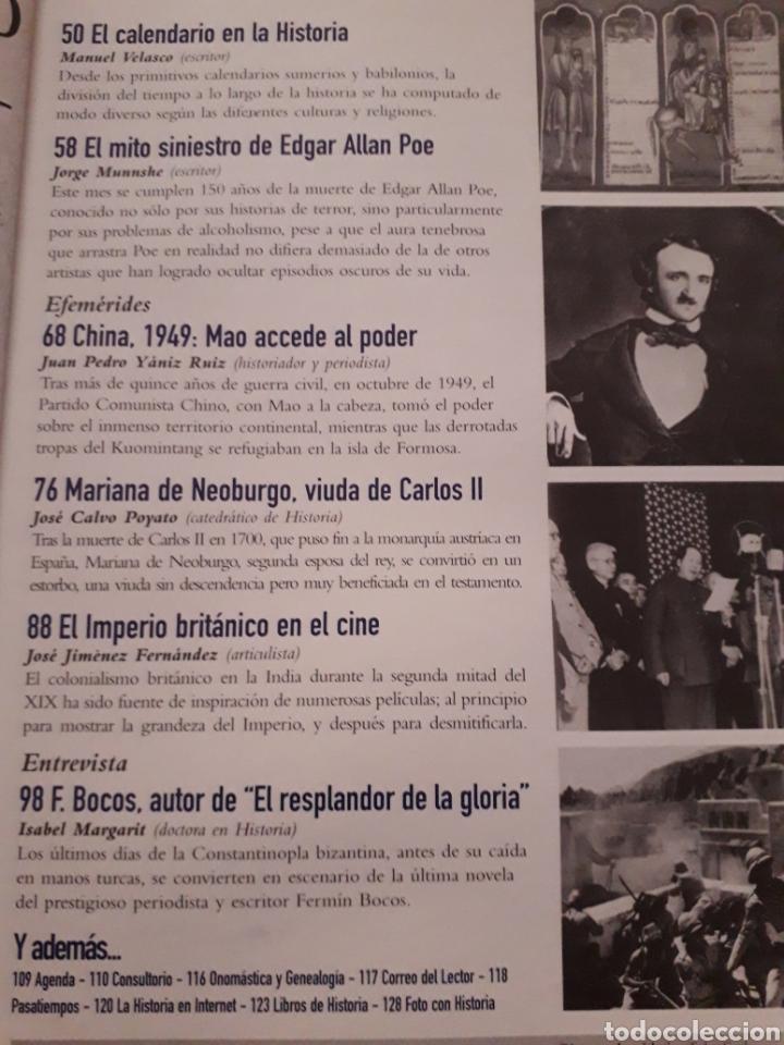 Coleccionismo de Revista Historia y Vida: Historia y Vida numero 379. MUY BUEN ESTADO - Foto 3 - 267346304
