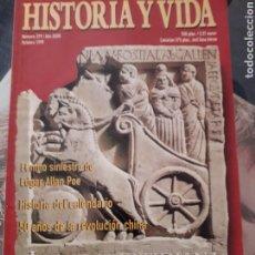 Coleccionismo de Revista Historia y Vida: HISTORIA Y VIDA NUMERO 379. MUY BUEN ESTADO. Lote 267346304