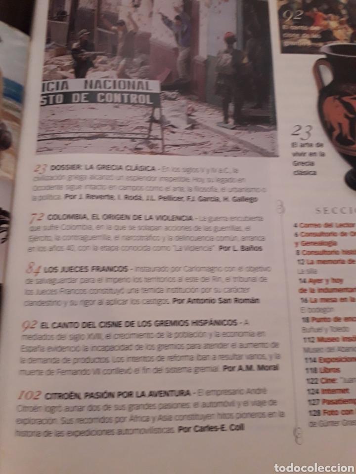 """Coleccionismo de Revista Historia y Vida: REVISTA """"HISTORIA Y VIDA"""" (Nº 383–FEBRERO 2000). EL ARTE DE VIVIR EN LA GRECIA CLÁSICA. MUY BUEN EST - Foto 2 - 267347354"""
