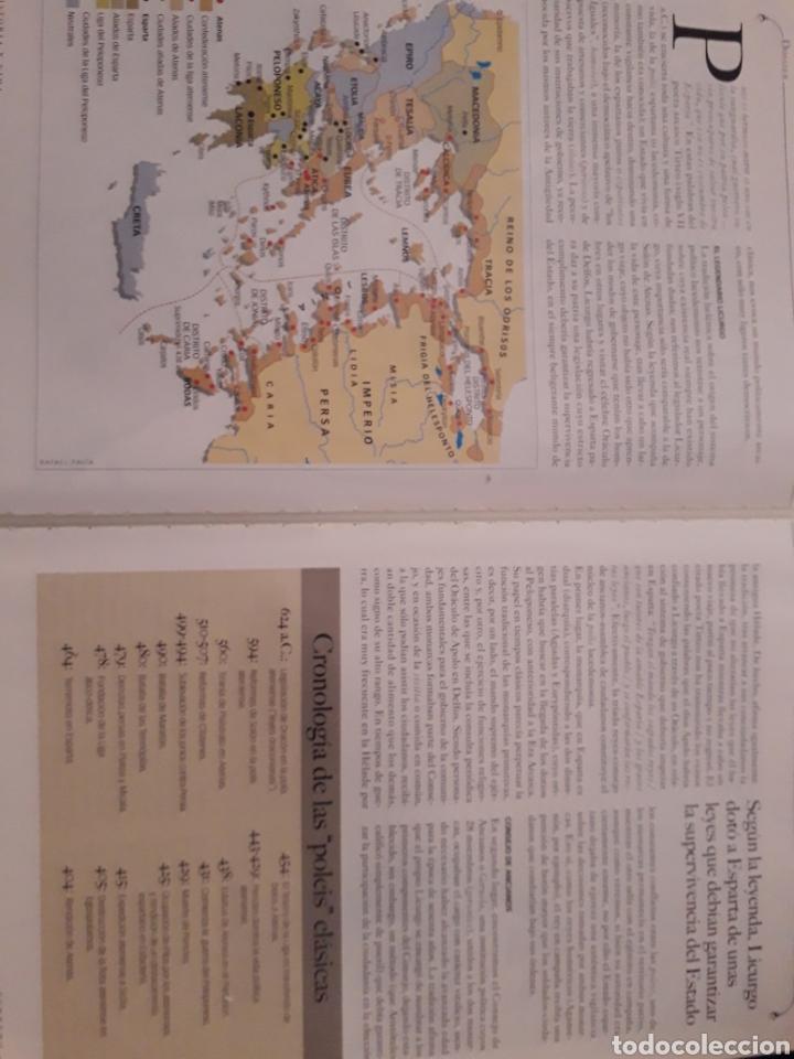 """Coleccionismo de Revista Historia y Vida: REVISTA """"HISTORIA Y VIDA"""" (Nº 383–FEBRERO 2000). EL ARTE DE VIVIR EN LA GRECIA CLÁSICA. MUY BUEN EST - Foto 3 - 267347354"""