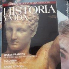 """Coleccionismo de Revista Historia y Vida: REVISTA """"HISTORIA Y VIDA"""" (Nº 383–FEBRERO 2000). EL ARTE DE VIVIR EN LA GRECIA CLÁSICA. MUY BUEN EST. Lote 267347354"""