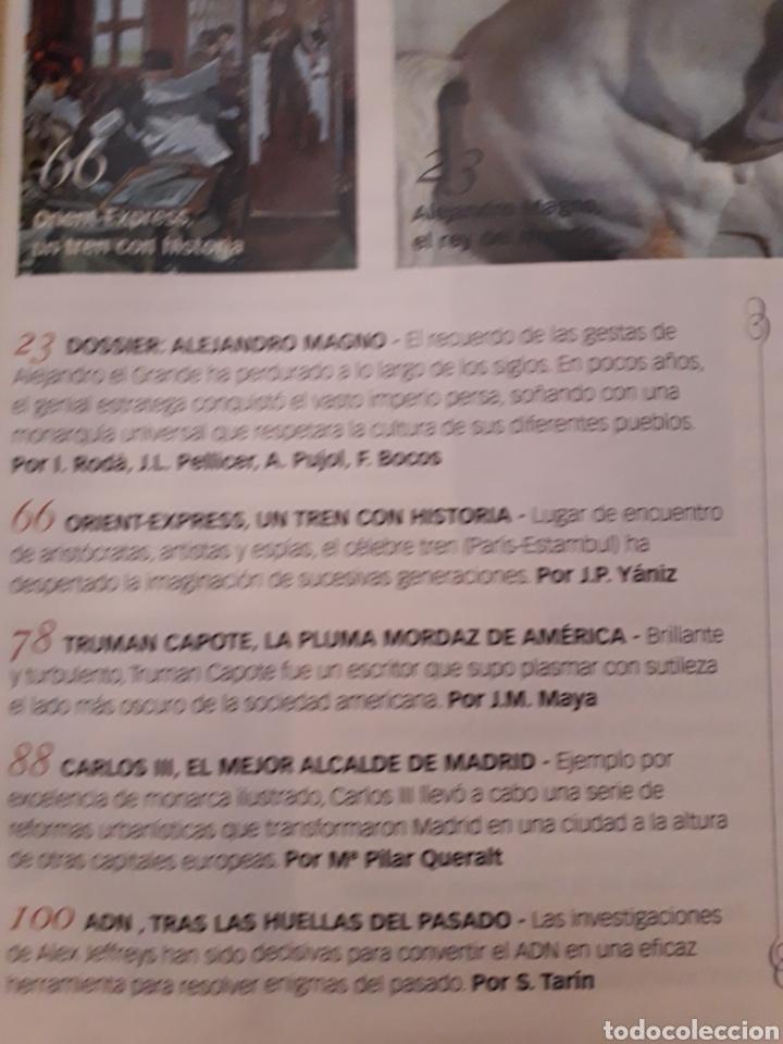 Coleccionismo de Revista Historia y Vida: REVISTA HISTORIA Y VIDA - Nº 386 - MAYO 2000 ORIENT-EXPRESS - CARLOS III - TRUMAN CAPOTE. MUY BUEN E - Foto 2 - 267347859