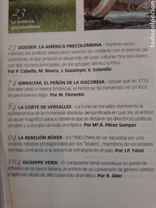 """Coleccionismo de Revista Historia y Vida: REVISTA """"HISTORIA Y VIDA"""" (Nº 385–ABRIL 2000). INCAS, MAYAS Y AZTECAS. MUY BUEN ESTADO DE CONSERVACI - Foto 2 - 267364819"""