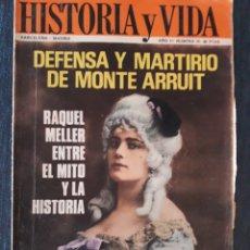 Coleccionismo de Revista Historia y Vida: HISTORIA Y VIDA. NUMERO 15. JUNIO 1969. Lote 267442324