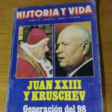 Coleccionismo de Revista Historia y Vida: HISTORIA Y VIDA NÚM 193. Lote 267816349