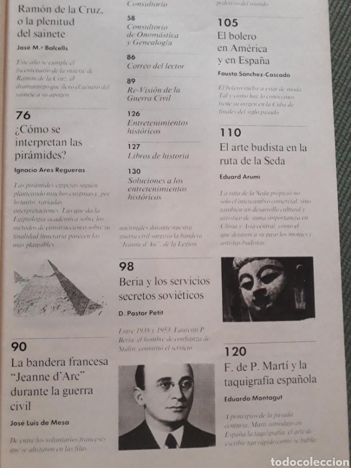 Coleccionismo de Revista Historia y Vida: Historia y Vida revista numero 320. VOLTAIRE. VER FOTOS DEL SUMARIO. BUEN ESTADO - Foto 3 - 268814509