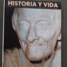 Coleccionismo de Revista Historia y Vida: HISTORIA Y VIDA REVISTA NUMERO 320. VOLTAIRE. VER FOTOS DEL SUMARIO. BUEN ESTADO. Lote 268814509