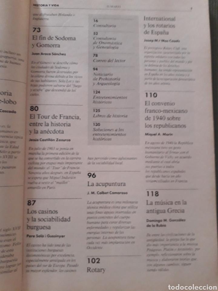 Coleccionismo de Revista Historia y Vida: Historia y Vida revista numero 304. BUEN ESTADO. VER FOTOS - Foto 3 - 268815594