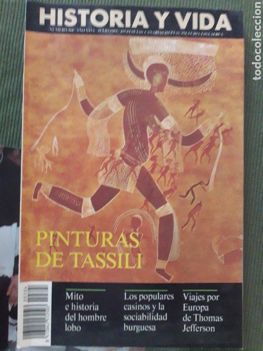 HISTORIA Y VIDA REVISTA NUMERO 304. BUEN ESTADO. VER FOTOS (Coleccionismo - Revistas y Periódicos Modernos (a partir de 1.940) - Revista Historia y Vida)