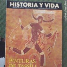 Coleccionismo de Revista Historia y Vida: HISTORIA Y VIDA REVISTA NUMERO 304. BUEN ESTADO. VER FOTOS. Lote 268815594
