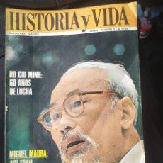 Coleccionismo de Revista Historia y Vida: HISTORIA Y VIDA. Lote 269836478