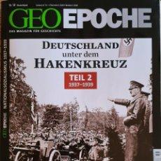 Coleccionismo de Revista Historia y Vida: REVISTA ALEMANA GEOEPOCHE 58. Lote 270630943