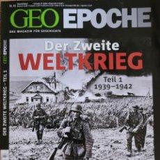 Coleccionismo de Revista Historia y Vida: REVISTA ALEMANA GEOEPOCHE 43. Lote 270633613
