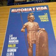 Colecionismo da Revista Historia y Vida: REVISTA HISTORIA Y VIDA,N-205,AÑO XVIII, ABRIL, 1985, VER DESCRIPCION... Lote 274168733