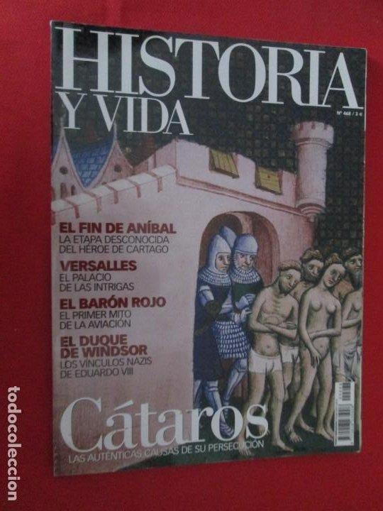 CATAROS (Coleccionismo - Revistas y Periódicos Modernos (a partir de 1.940) - Revista Historia y Vida)