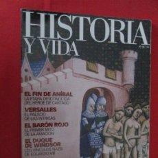 Coleccionismo de Revista Historia y Vida: CATAROS. Lote 277038683