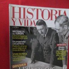 Coleccionismo de Revista Historia y Vida: HITLER Y SUS GENERALES. Lote 277038973