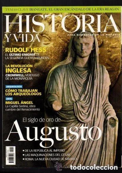 Coleccionismo de Revista Historia y Vida: HISTORIA Y VIDA Nº 429-431-444-447-456-474-475. LOTE DE 7 NÚMEROS. - Foto 7 - 277565428