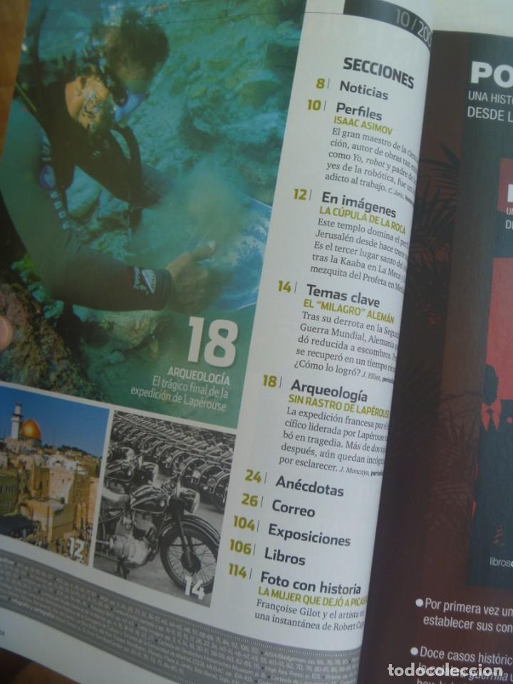 Coleccionismo de Revista Historia y Vida: HISTORIA Y VIDA , Nº 487: CLEOPATRA, DESASTRE ANNUAL, TORRE DE LONDRES, CÁTAROS, ETC - Foto 3 - 278457123