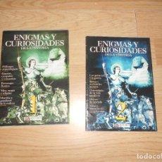Collectionnisme de Magazine Historia y Vida: ENIGMAS Y CURIOSIDADES DE LA HISTORIA 1 Y 2 - HISTORIA Y VIDA. ILUSTRADO. TENGO + REVISTAS. Lote 278936943