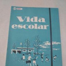 Coleccionismo de Revista Historia y Vida: 48991 - VIDA ESCOLAR, REVISTA, MINISTERIO DE EDUCACION NACIONAL - AÑO III - OCTUBRE 1960 - Nº 22. Lote 286765068