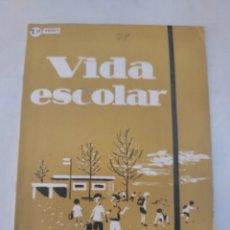 Coleccionismo de Revista Historia y Vida: 48993 - VIDA ESCOLAR, REVISTA, MINISTERIO DE EDUCACION NACIONAL - AÑO III - DICIEMBRE 1960 - Nº 24. Lote 286765223