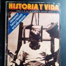 Coleccionismo de Revista Historia y Vida: REVISTA HISTORIA Y VIDA Nº 110 -1977. Lote 286785823