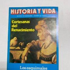 Coleccionismo de Revista Historia y Vida: HISTORIA Y VIDA. Nº 170. MAYO DE 1982. LOS CLIPPERS DEL TÉ. VER SUMARIO.. Lote 286808613