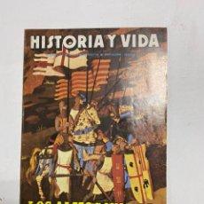 Coleccionismo de Revista Historia y Vida: HISTORIA Y VIDA. Nº 167. FEBRERO DE 1982. LOS ALMOGAVARES. SIGMUND FREUD. VER SUMARIO.. Lote 286809018