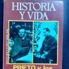 Coleccionismo de Revista Historia y Vida: REVISTA HISTORIA Y VIDA Nº 89 -1975. Lote 287463668