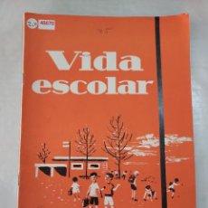 Coleccionismo de Revista Historia y Vida: 48870 - VIDA ESCOLAR - MINISTERIO DE EDUCACION NACIONAL - AÑO IV - ENERO 1961 - Nº 25. Lote 287988658