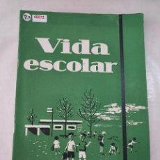 Coleccionismo de Revista Historia y Vida: 48872 - VIDA ESCOLAR - MINISTERIO DE EDUCACION NACIONAL - AÑO IV - MARZO 1961 - Nº 27. Lote 287988938