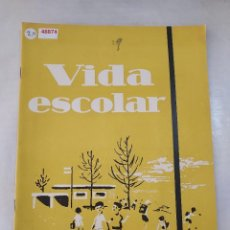 Coleccionismo de Revista Historia y Vida: 48874 - VIDA ESCOLAR - MINISTERIO DE EDUCACION NACIONAL - AÑO IV - MAYO 1961 - Nº 29. Lote 287989193