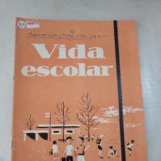 Coleccionismo de Revista Historia y Vida: 48875 - VIDA ESCOLAR - MINISTERIO DE EDUCACION NACIONAL - AÑO V - NOVIEMBRE 1963 - Nº 53. Lote 287989343