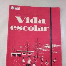 Coleccionismo de Revista Historia y Vida: 48876 - VIDA ESCOLAR - MINISTERIO DE EDUCACION NACIONAL - AÑO V - DICIEMBRE 1963 - Nº 54. Lote 287989498
