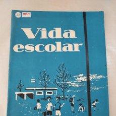 Coleccionismo de Revista Historia y Vida: 48877 - VIDA ESCOLAR - MINISTERIO DE EDUCACION NACIONAL - AÑO IV - JUNIO 1961 - Nº 30. Lote 287989628