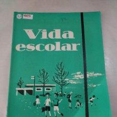 Coleccionismo de Revista Historia y Vida: 48879 - VIDA ESCOLAR - MINISTERIO DE EDUCACION NACIONAL - AÑO IV - OCTUBRE 1961 - Nº 32. Lote 287989903