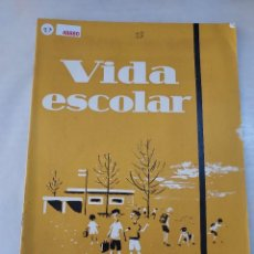 Coleccionismo de Revista Historia y Vida: 48880 - VIDA ESCOLAR - MINISTERIO DE EDUCACION NACIONAL - AÑO IV - NOVIEMBRE 1961 - Nº 33. Lote 287990063