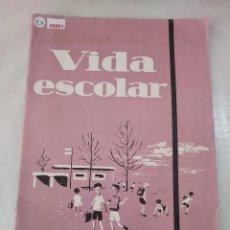 Coleccionismo de Revista Historia y Vida: 48881 - VIDA ESCOLAR - MINISTERIO DE EDUCACION NACIONAL - AÑO IV - DICIEMBRE 1961 - Nº 34. Lote 287990223