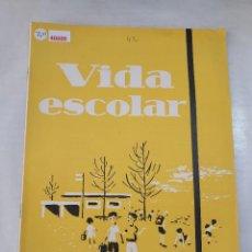 Coleccionismo de Revista Historia y Vida: 48886 - VIDA ESCOLAR - MINISTERIO DE EDUCACION NACIONAL - AÑO V - OCTUBRE 1962 - Nº 42. Lote 287990958