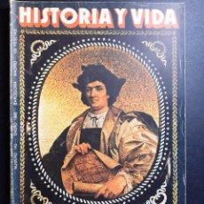 Coleccionismo de Revista Historia y Vida: REVISTA HISTORIA Y VIDA Nº 142 - 1980. Lote 288468868