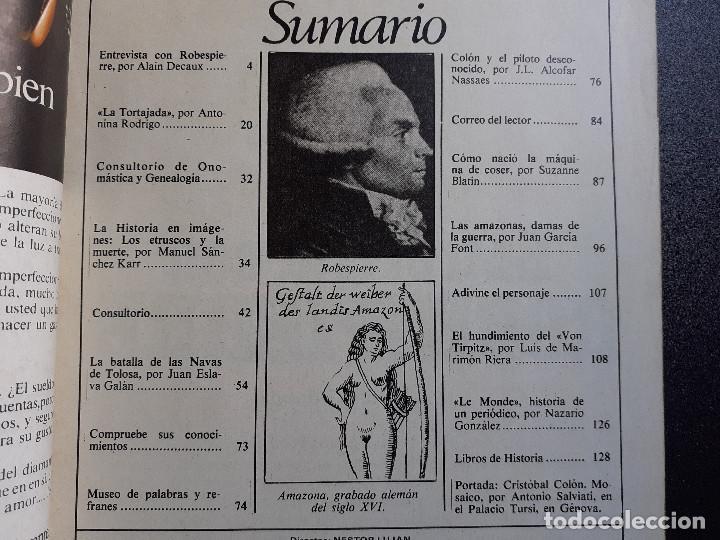 Coleccionismo de Revista Historia y Vida: Revista Historia y Vida nº 142 - 1980 - Foto 2 - 288468868