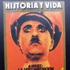 Coleccionismo de Revista Historia y Vida: REVISTA HISTORIA Y VIDA Nº 100 - 1976. Lote 289711133