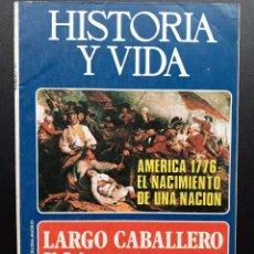 Coleccionismo de Revista Historia y Vida: REVISTA HISTORIA Y VIDA Nº 99 - 1976. Lote 290096033
